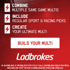 Bonzai created a data-driven display ad for Ladbrokes providing up-to-the-moment interactive next match time and live odds