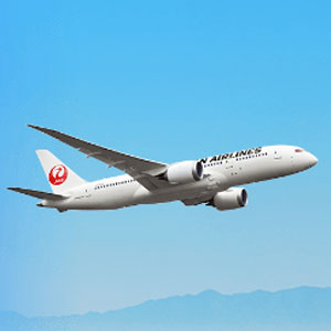 Animation in Bonzai's high impact TruSkin format led to JAL's ad being a hit with the users| M2M media